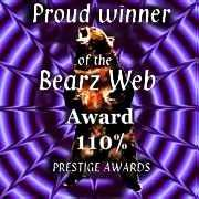Bearz Web Award