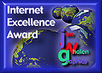 Jim Whelan Graphics Internet Excellence Award