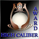 High Caliber Award