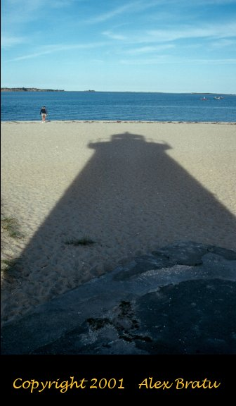 Lighthouse Shadow
