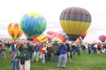 Hot Air Ballooons